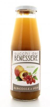 Succo Albicocca e Goji Bio 700 ml