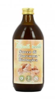 Succo di Curcuma Biologico