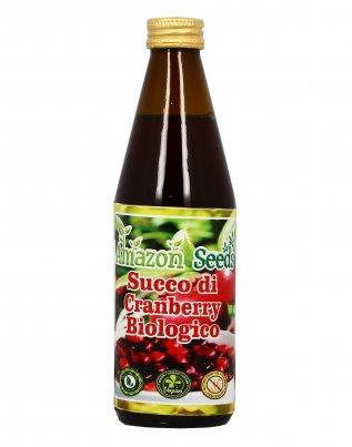 Succo di Cranberry Bio