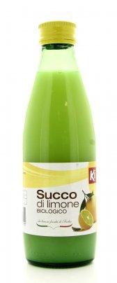 Succo di Limone Bio