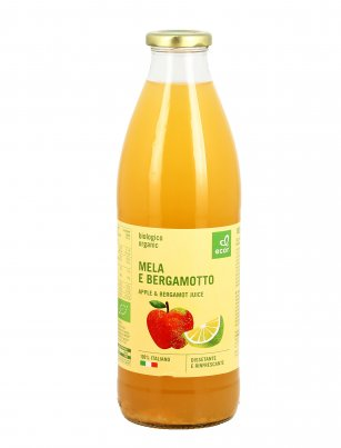 Succo Mela e Bergamotto