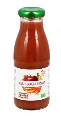 Succo di Mela, Fragola e Banana
