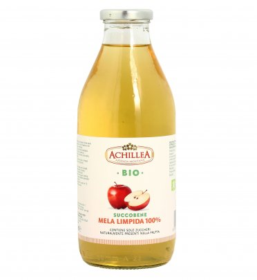 Succo Limpido di Mela 100% - SuccoBene 750 ml