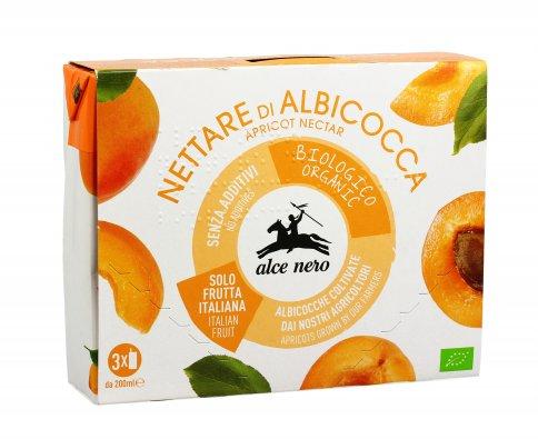 Nettare di Albicocca Italiana - Succo Biologico