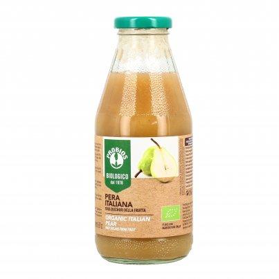 Succo di Pera Italiana Bio - Senza Zuccheri Aggiunti