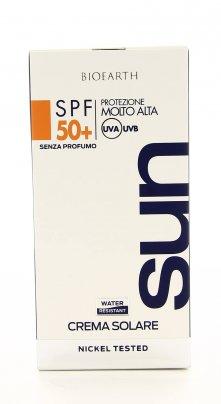Bioearth Sun - Solare Water Resistant 50+ Spf