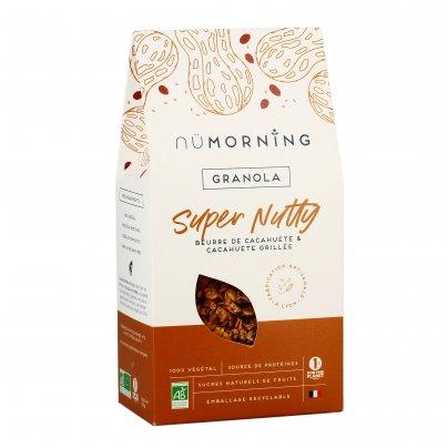 """Granola Bio con Arachidi e Burro di Arachidi """"Super Nutty"""""""