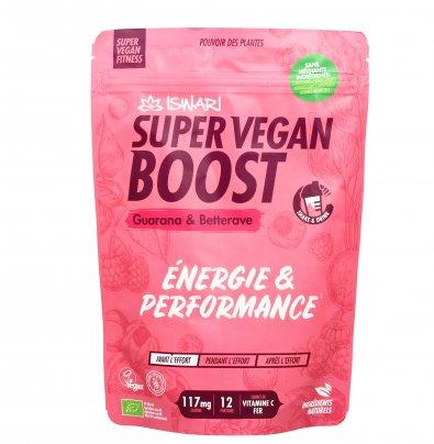Super Vegan Boost Bio - Guaranà e Barbabietola