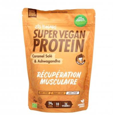 Super Vegan Protein Bio - Caramello Salato e Ashwagandha