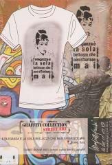 T-Shirt Donna 100% Cotone Audrey Hepburn - Taglia M