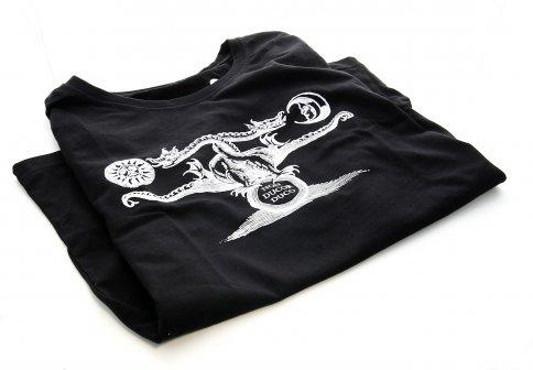 T-Shirt - Alchimia Dragons - Donna Taglia L