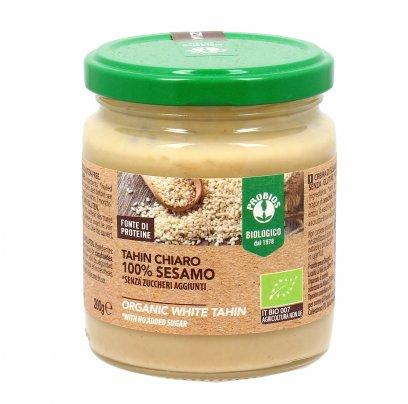 Crema Chiara - 100% Sesamo - Tahin Chiaro