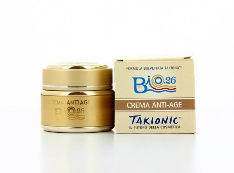 Crema Nutriente Anti-Age - Bio26