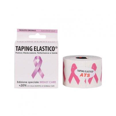 Tape Elastico Breast Care (Edizione Speciale) - Fiocco Rosa