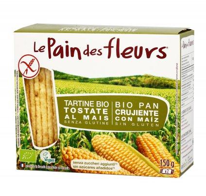 Tartine Bio Tostate al Mais 150 gr.