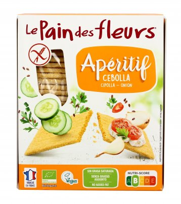 Tartine Bio Tostate alla Cipolla Senza Glutine