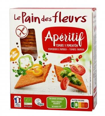 Tartine Tostate con Pomodoro e Paprica Senza Glutine