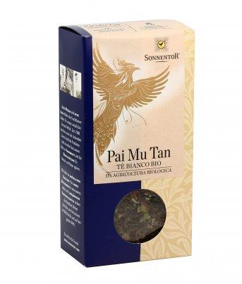 Tè Bianco Bio Pai Mu Tan Miscela (40 gr)