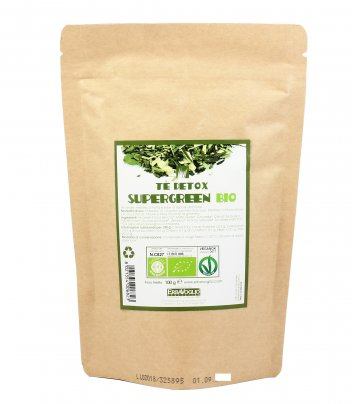 Tè Detox Supergreen Bio