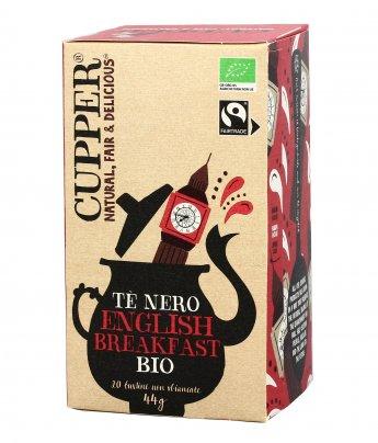 Tè Nero Bio English Breakfast