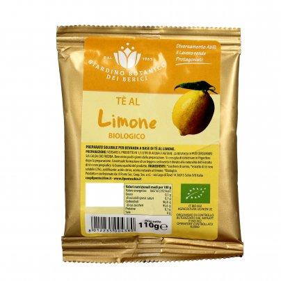 Preparato per Tè Solubile al Limone Bio