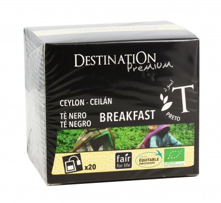 Tè Nero Ceylon Breakfast