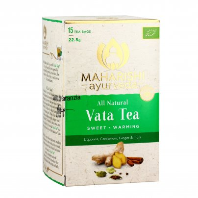 Tè Vata - Preparato per Tisana - Maharishi Ayurveda