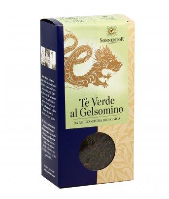 Tè Verde al Gelsomino 100 gr (sfuso)