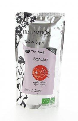Tè Verde Bancha Biologico Giapponese