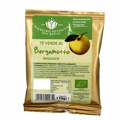 Preparato per Tè Verde Solubile al Bergamotto Bio
