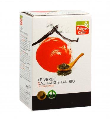 Tè Verde Cinese Bio Dazhang Shan - Sfuso