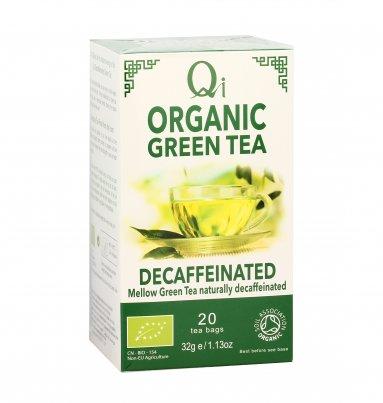 Tè Verde Decaffeinato Biologico