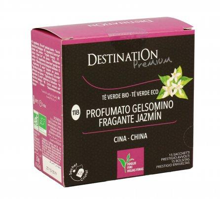 Tè Verde al Gelsomino