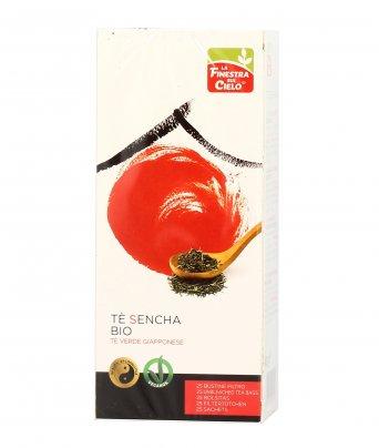 Tè Verde Giapponese Sencha in Bustine