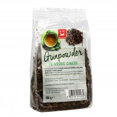 Tè Verde Cinese Gunpowder