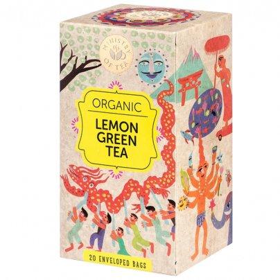 Tè Verde al Limone - Lemon Green Tea