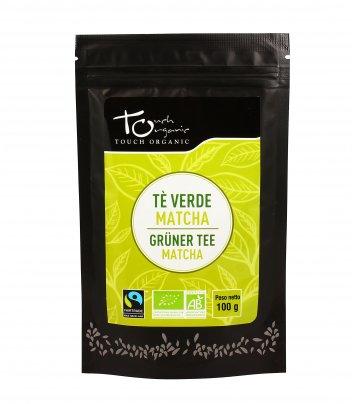 Tè Verde Matcha Biologico 100 gr.