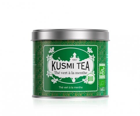 "Tè Verde alla Menta Bio ""Spearmint Green Tea"""
