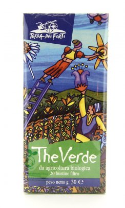 The Verde - 20 Bustine