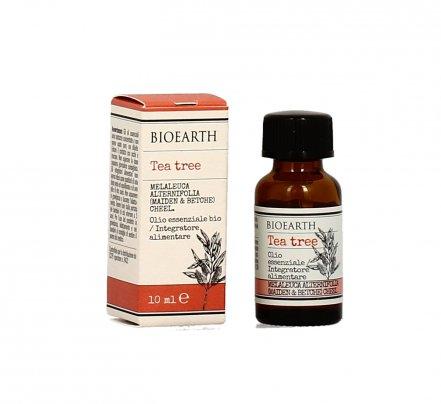 Tea Tree - Olio Essenziale Bio 10 ml