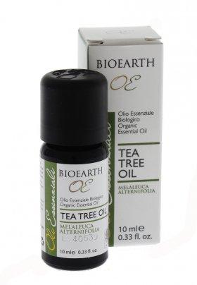 Olio Essenziale Biologico - Tea Tree - 10 ml 10 ml