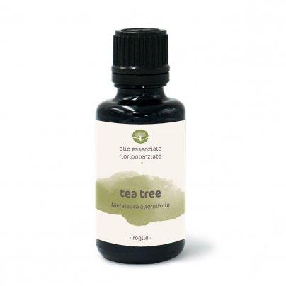Tea Tree - Olio Essenziale Floripotenziato
