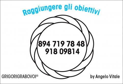 Tessera Radionica 01 - Raggiungere gli Obiettivi