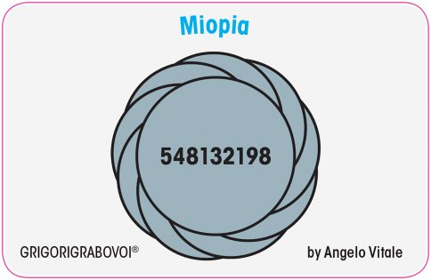 Tessera Radionica 32 - Miopia