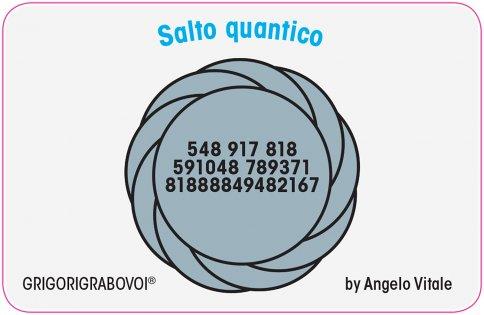 Tessera Radionica 37 - Salto Quantico