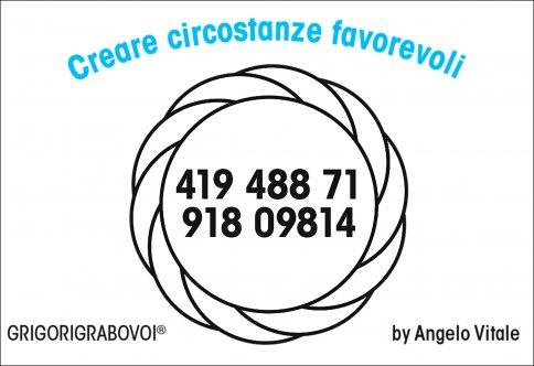 Tessera Radionica 04 - Creare Circiostanze Favorevoli