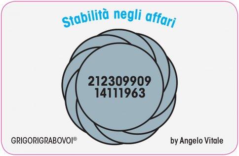 Tessera Radionica 09 - Stabilità negli Affari