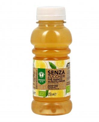 Infuso Bio Tè Bianco al Limone - Senza Zuccheri