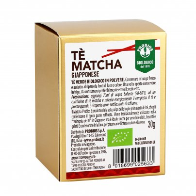 Tè Verde Matcha Giapponese in Polvere