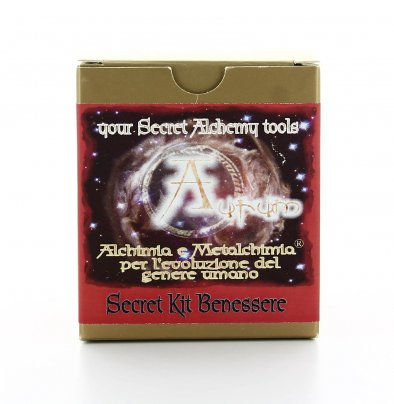 Secret Kit Relazioni - Your Secret Alchemy Tools